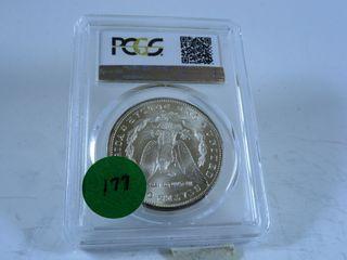 1883 CC Morgan Dollar  MS65