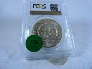 1882 CC Morgan Dollar  MS64