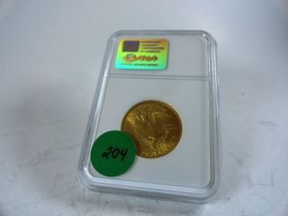 1932 Indian Head  10 Gold Piece  MS62
