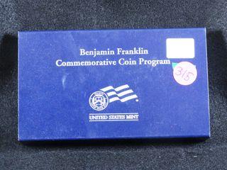 2006 P Ben Franklin Scientist  1 Coin  UNC