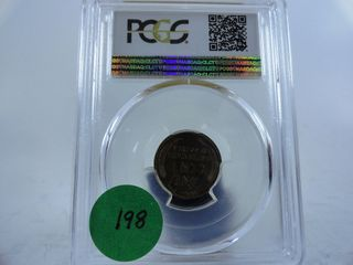 1909 lincoln Cent  MS65RD