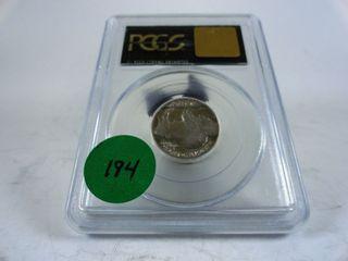 1937 S Indian Head Nickel  MS64