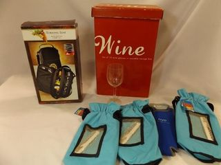 Stemware  12  Wine Bottle Accessories