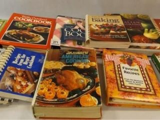 Cookbooks  10