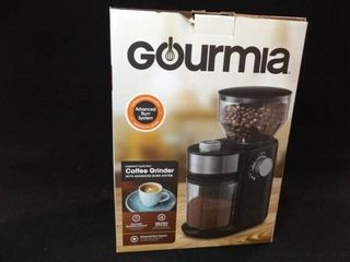 Goumia Coffee Grinder   new in box