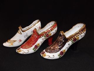 KPM Porcelain Shoes  3
