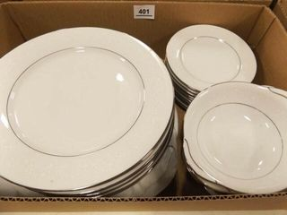 Noritake Buckingham China  25