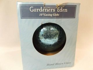 Glass Gazing Globe  Gardeners Eden  10