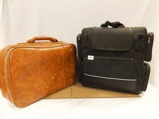 T Bags Case  Brown Suitcase