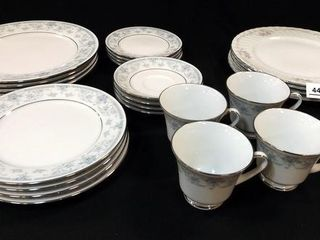 Gold Standard China  4  Noritake China  20