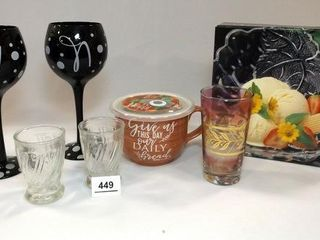 Plates  Glasses   Variety  7