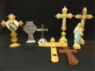 Crosses  Figurine  8