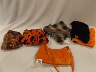 OSU Scarves  Purse  5