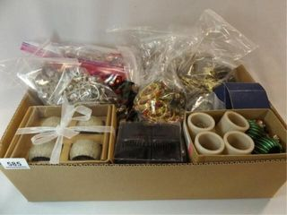 Napkin Rings   Variety   1 box