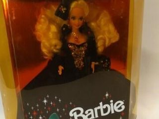 1991 Happy Holidays Barbie in box