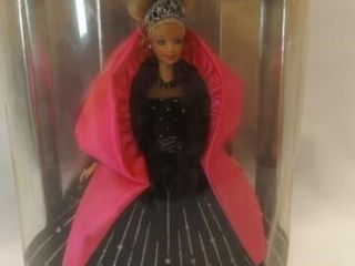 1998 Happy Holidays Barbie in box