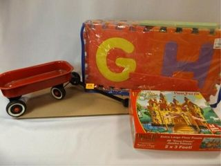 Children s Puzzles  Small Wagon  3
