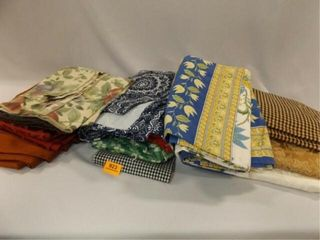 linens   Tablecloths  Napkins  Towels