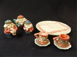 Holiday Tea Set
