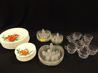 Dishes  Cups   3 Styles  30