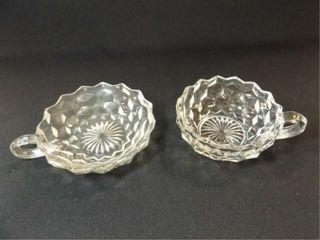 American Fostoria Type Nappy Bowls  2
