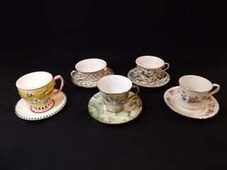 Teacups  Saucers  5