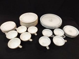 Noritake China   2 Patterns  25