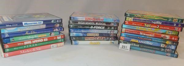 Family DVD s   20