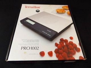 Terraillon Pro 1002 Kitchen Scale
