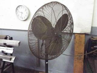 28  fan on stand