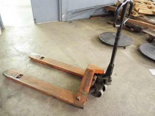Mighty lift Pallet Jack