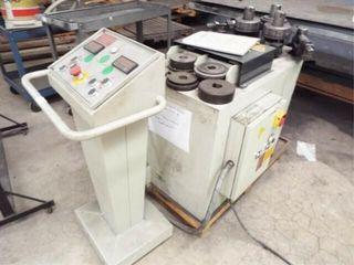 IMCAR Universal Bending Machine and control panel