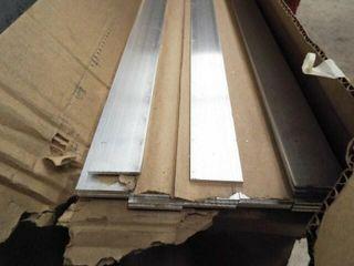 2 Boxes 1 8  Aluminum Strap
