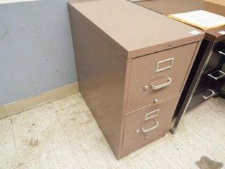 2 Filing Cabinets