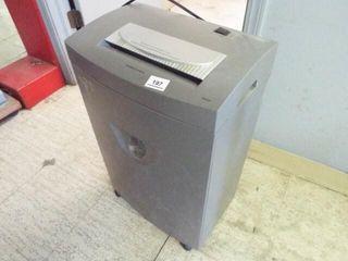 Sentinel Paper shredder