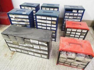 9  Plastic Organizer Bins
