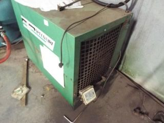 Speed Aire 3 in 1 refrigerated air dryer