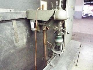 Walker   Turner Multi Bit Drill Press and stand