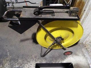1 Ea  Spencer Metal banding machine
