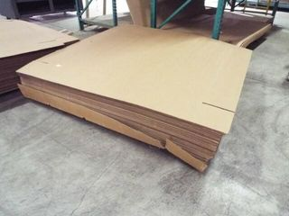 Assortment of Cardboard