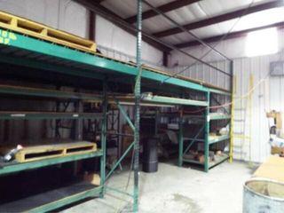 Heavy Duty Shelving system w loft