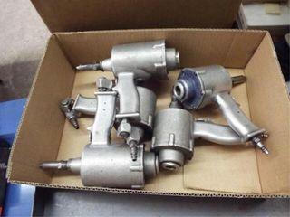5 ea  Bennett air rivet guns