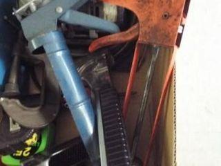 Small Air pump  cordless screw driver
