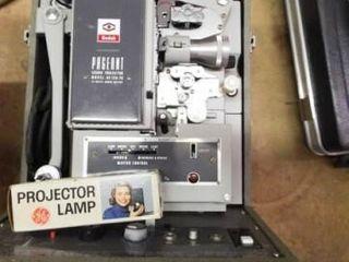 Kodak Pageant sound projector