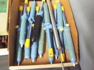 1 Box De soldering tools  12 ea