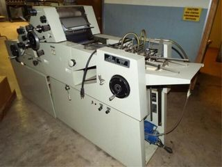 Printing Press   ATF  Davidson