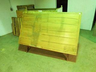Wood Drafting Table
