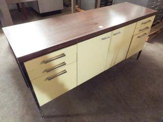 Metal Desk Cabinet