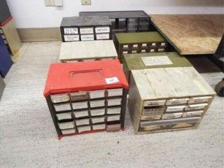 8   Plastic Organizer Bins