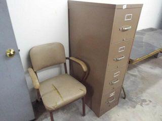 4 Door Filing Cabinet  Wood 4 Shelf cabinet